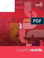 Coventry Words Issue 1