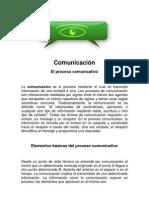Bloque 1 Comunicación