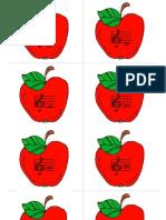 Apple Staff Flashcards