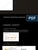 Demyelinating Disease