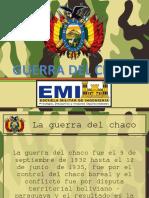 Guerra Del Chaco 2 1