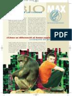 12 El Homo Sapiens y El Simio