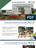 4. Exploración geotecnica obras