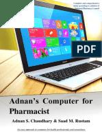 Adnan's Computer for Pharmacist