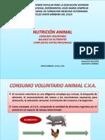 Consumo Animal