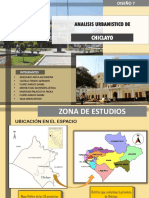 Analisis de Chiclayo