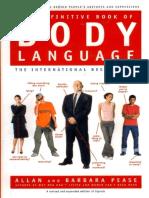 Allan Pease - Body Language x
