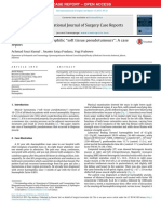 Bilateral Illiopsoas Pseudotumor in Hemofilia (2015)