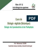 Biologie Des Champignons Svt s2
