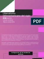 Liberalismo latinoamericano del siglo XIX.odp