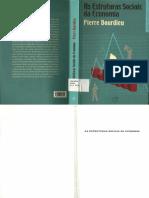 Pierre Bourdieu As Estruturas Sociais da Economia