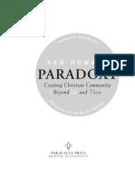 Paradoxy Excerpt