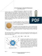 Principles of Ion Exchange