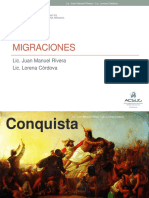 13. Migraciones