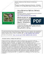 Acta Botanica Gallica Volume 143 Issue 4-5 1996 [Doi 10.1080%2F12538078.1996.10515731] Ouhammou, Ahmed -- Biodiversité Et Gestion Des Écosystèmes Prairiaux Dans Le Parc National de Toubkal, Maroc. Pre - Copie