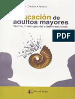 Educacion de Adultos Mayores