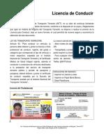 Licencia EJMM