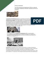 Terremotos en Guatemala