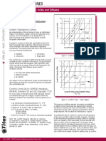 Titus Engineering Guidelines Grilles and Diffusers Engineering Data B13269