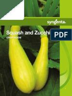 Squash Zucchini Crop Guide