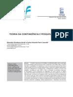 Teoria da Contingência e Pesquisa Contábil.pdf