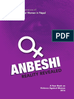 """Anbeshi 2016"" Status and Dimension of Violence against Women, Reality Revealed"