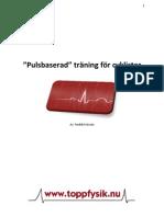 Pulstraning