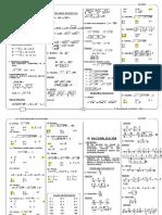 Radicacion Algebra
