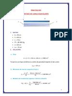Practica Nº2 - Metodo de Carga Equivalente