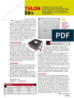 PU016 - Laboratorio - AMD Athlon 64 4000+