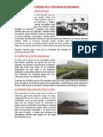 Leyendas de La Provincia de Barranca