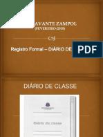 PREENCHIMENTO DE DIÁRIO.ppt