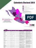 Mapa Electoral 2018