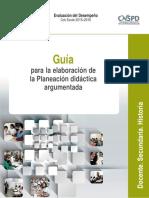 Guia elaboracion de planeacion didactica argumentada Historia.pdf