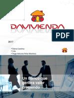 Presentacion Del Banco Davivienda