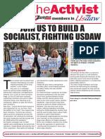 Usdaw Activist 74