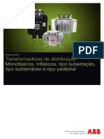 Transformadores de Distribuicao a Oleo