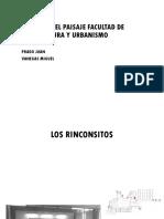 Evidenciar Juan Prado Miguel Vanegas