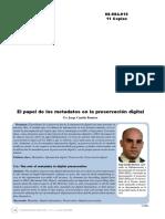 08004015 Candas Romero - El papel de los metadatos.pdf