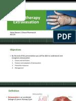 chemotherapy extravasation-min