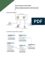 Sistema de Notas en PHP y MYSQ