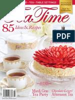 Tea Time [Jan-Feb 2016]