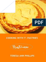 Cooking With T - Pastries - Phillips, Teresa Ann