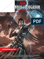 D&D 5E - Compêndio Do Jogador - Elemental Evil (Fundo Colorido) - Biblioteca Élfica(1)