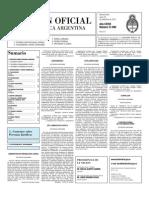Boletin Oficial 20-09-10 - Segunda Seccion
