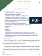Lei Seca Brasileira Leis 11.705.08 e 12.760.12