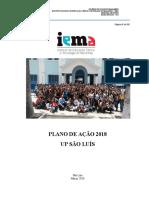 Plano de Ação UP São Luis 21.03.2018