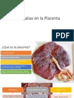 Anomalias en la Placenta.pptx