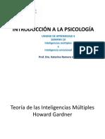 Inteligencia Multiples Inteligencia Emocional 30982