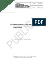 G13. PP Guía Orientadora de Transito de Niñas y Niñosdesde Los Programas de Atencion a La Primera Infancia Del ICBF Sistema Educativo F. v1